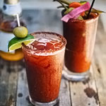 The Smoke Michelada