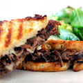 Short Rib Grilled Cheese, Reborn