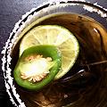 Jalapeño Margaritas at Vinyl & Kai