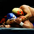 A Mexican Wrestling Throwdown