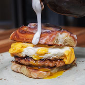 New Competition for Best Breakfast Sandwich