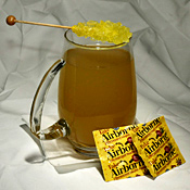 The Ginger-Airborne Hot Toddy