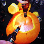 Turns Out, Pumpkins Make Great Kegs