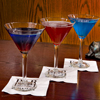 Election Martinis at Morton's