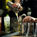 Rival Bartenders Spar. Plus: Prince.