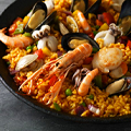 Endless Paella on Ocean Drive