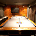 Spot 5750's Private Billiards Rooms