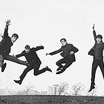 A Beatles-Themed Trampoline Night