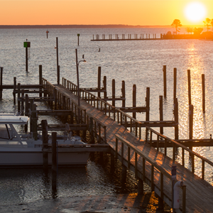 How Does Spring Break at a Boutique Hotel in the Chesapeake Bay Sound?