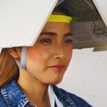 A4 Shelter Folder Safety Helmet