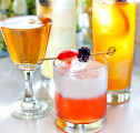 New Cocktails at the Cedars Social