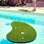 Swimming and Golfing at the Same Time