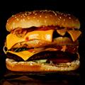 A Burger-y Cage Match