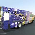 Mardi Gras, in Food Truck Form