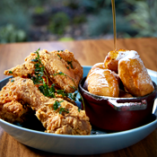 Where Fried-Chicken-and-Beignets Bloom
