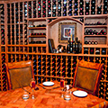 The Wine Room, Nosh