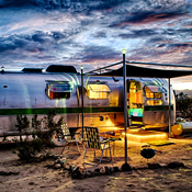 This Man Knows a Lot About Airstreams