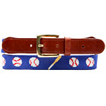 The Item: A Very Baseball Belt