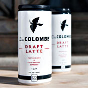 La Colombe Lattes Arrive in Cans, Crowd Goes Wild