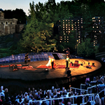 Shakespeare in the Park. You're Going.