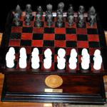 A Presidential Chess Set
