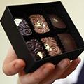 Haggis Chocolate Truffles