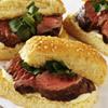 Free Filet Mignon Sandwiches at Morton's