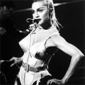 Madonna. Lingerie. And a Museum.