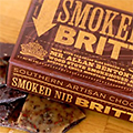 Smoked Nib Brittle at Olive & Sinclair
