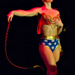 Two Wonder Women, Disrobing