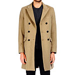 A Kind of Intimidating Camel Overcoat