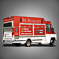 And Now, a Pizza Oven in a Truck