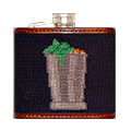 A Flask That Looks Like a Sweater