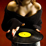 Cookies, Vinyl and Tapas, Oh My