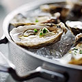 Sausages and Endless Oysters for You