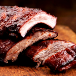 Rack of Ribs, Coming in Hot