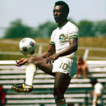 Pelé Made Art. Now You Know.