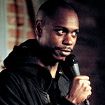 Some Stand-Up from Dave Chappelle