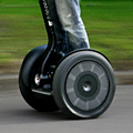 Chasing Down Ghosts on a Segway