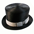 Custom Paul's Hatworks Top Hat