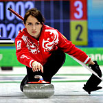 Training for Sochi... at Klyde Warren