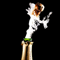 World Records and Champagne Sabering