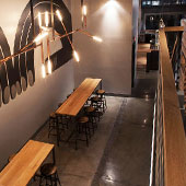 The Mezzanine at ABV