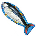 Fish Sleeping Bag
