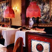 Table #12, The Inn at Little Washington