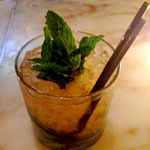 The... Mint Julep at Eastern Standard