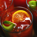 The British Bloody Mary at Double Crown