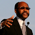 Mayor Hides Pain Through Opportunism