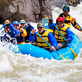 Catching Five Miles of Rapids