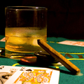 Scotch and Blackjack at Mr. Sid